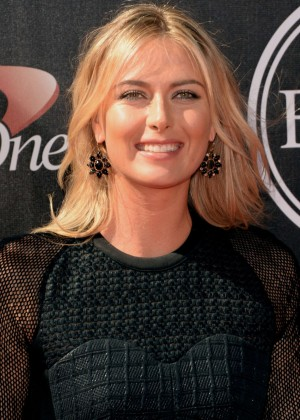 Maria Sharapova at 2014 ESPYS in LA -08