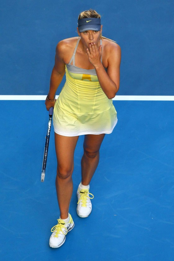 Maria Sharapova - 2013 Australian Open-02 - GotCeleb