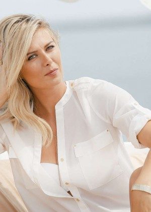 Maria Sharapova - 'Avon' Photoshoot 2014