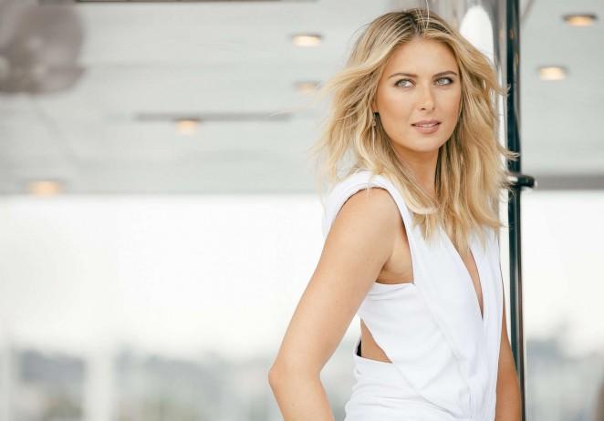 Maria Sharapova: Avon Photoshoot 2014 -06