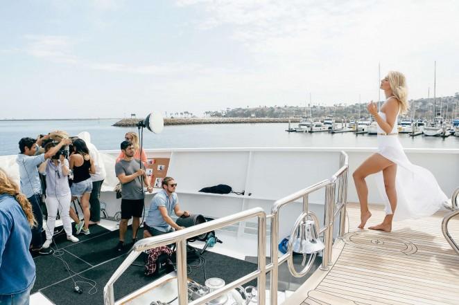 Maria Sharapova: Avon Photoshoot 2014 -23