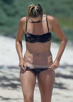 Maria Sharapova Bikini Photos: 2014 in Cancun -17
