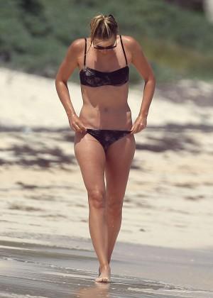 Maria Sharapova Bikini Photos: 2014 in Cancun -25