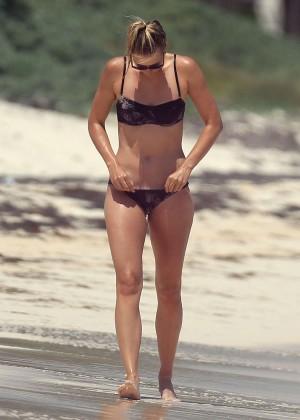 Maria Sharapova Bikini Photos: 2014 in Cancun -27