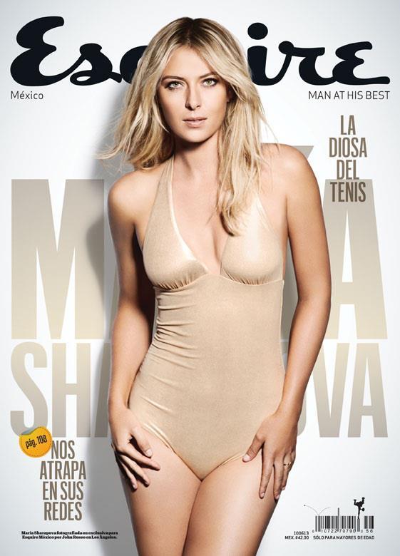 Maria Sharapova - Page 5 Maria-Sharapova---Esquire-2013--02