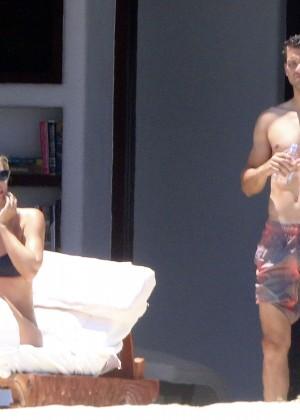 Maria Sharapova Bikini Photos: in Cabo 2014 -12
