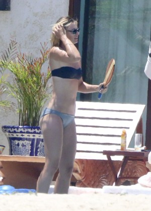 Maria Sharapova Bikini Photos: in Cabo 2014 -15