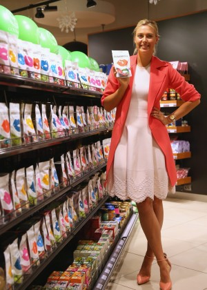 Maria Sharapova: Sugarpova in Sochi -09