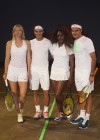 Maria Sharapova - Nike Night Tennis mixed doubles presentation in Malakoff -02