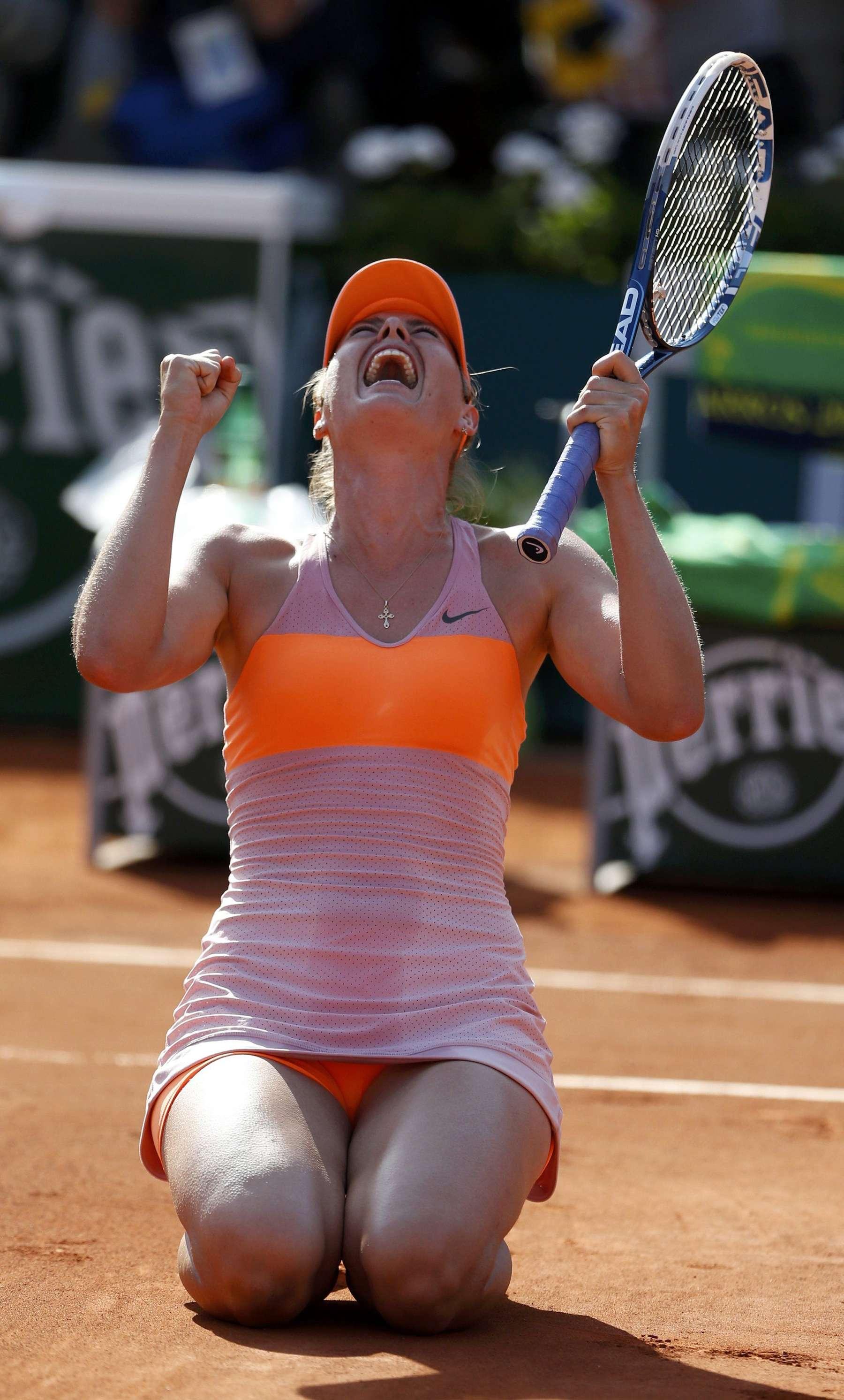 Hot Dog Winner Tennis