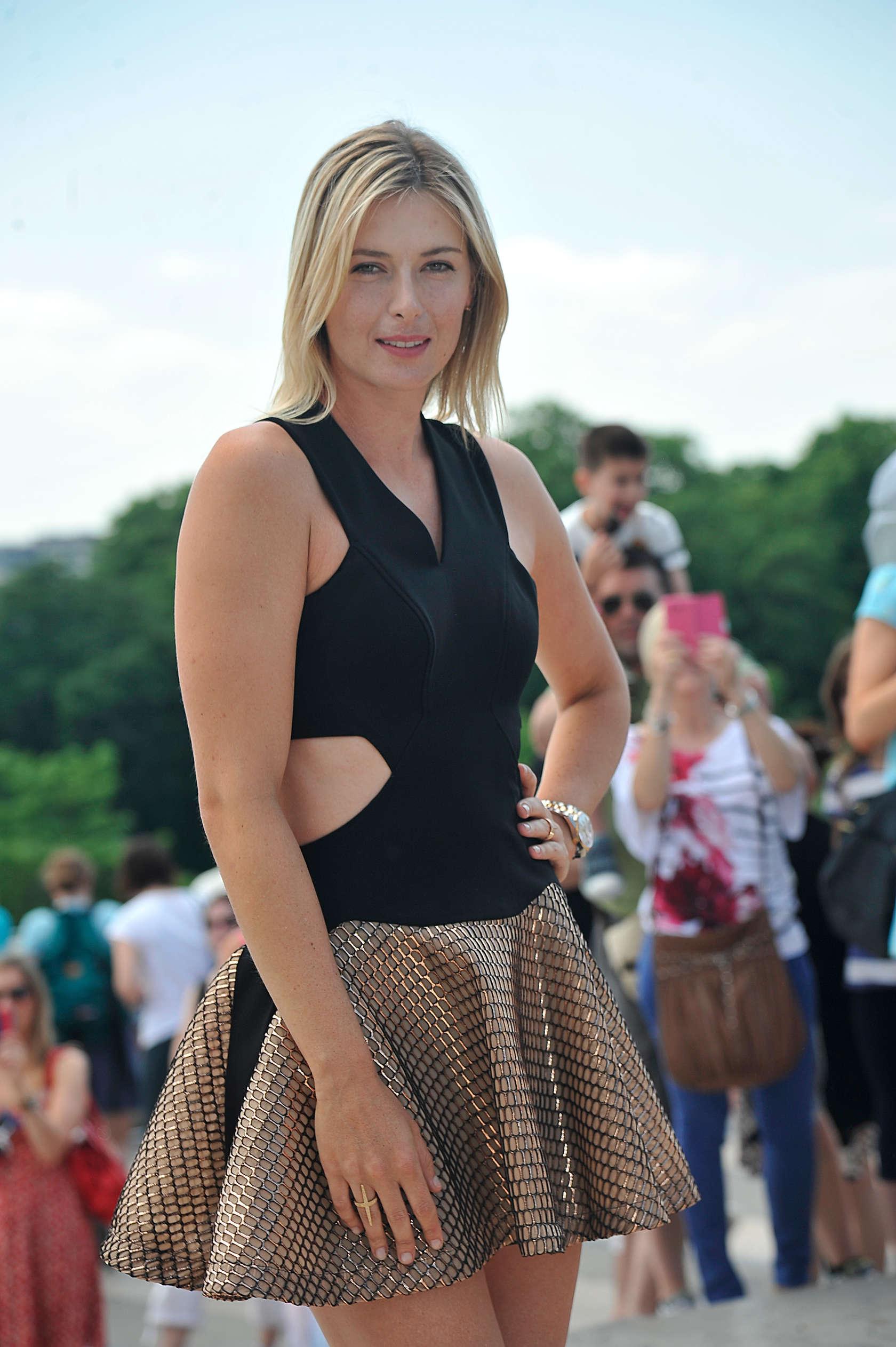 Maria Sharapova: 2014 ...