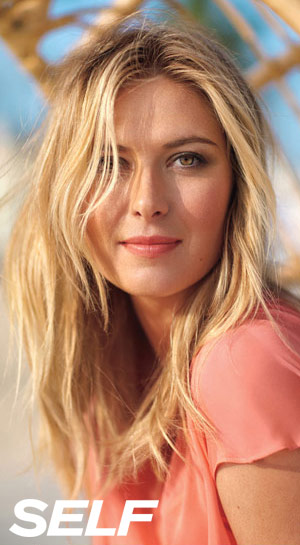 Maria Sharapova - Self Magazine (September 2014)