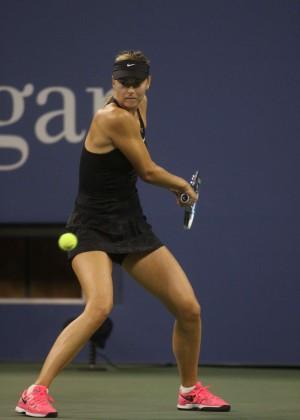 Maria Sharapova - US Open 2014 Tennis Tournament in New York