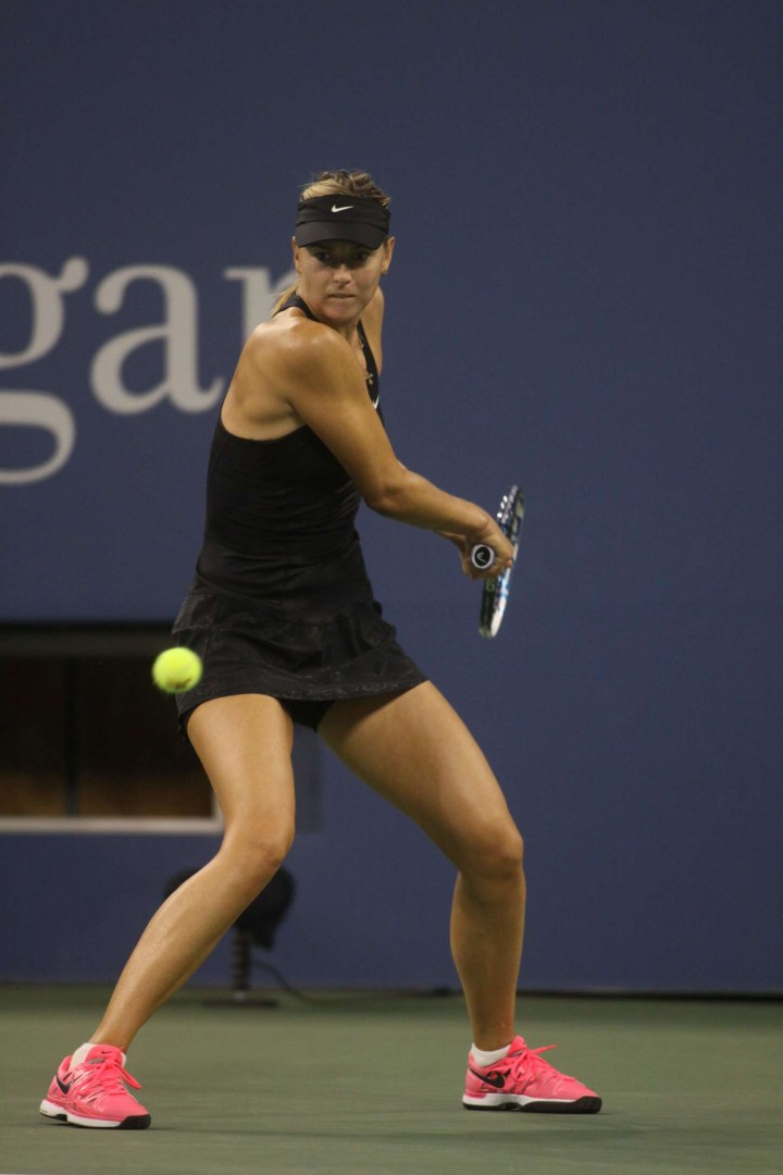 Maria Sharapova - US Open 2014 Tennis Tournament in New York