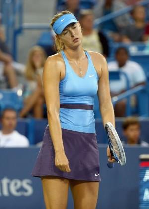 Maria Sharapova - Western and Southern Open 2014 in Cincinnati