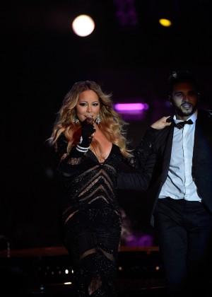 Mariah Carey - Monte Carlo 2014 World Music Awards-08