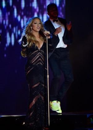 Mariah Carey - Monte Carlo 2014 World Music Awards-09
