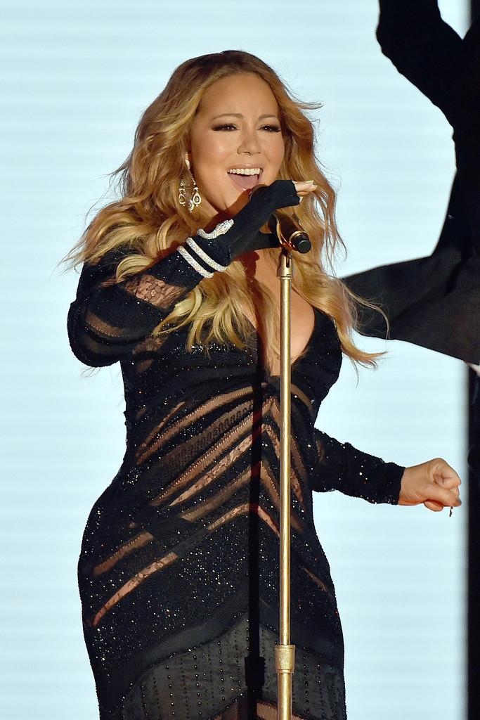 Mariah Carey - Monte Carlo 2014 World Music Awards-10