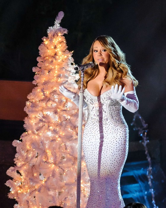 Mariah Carey 2013 Rockefeller Center Christmas Tree Lighting -01  sc 1 st  GotCeleb & Mariah Carey: 2013 Rockefeller Center Christmas Tree Lighting -01 ...