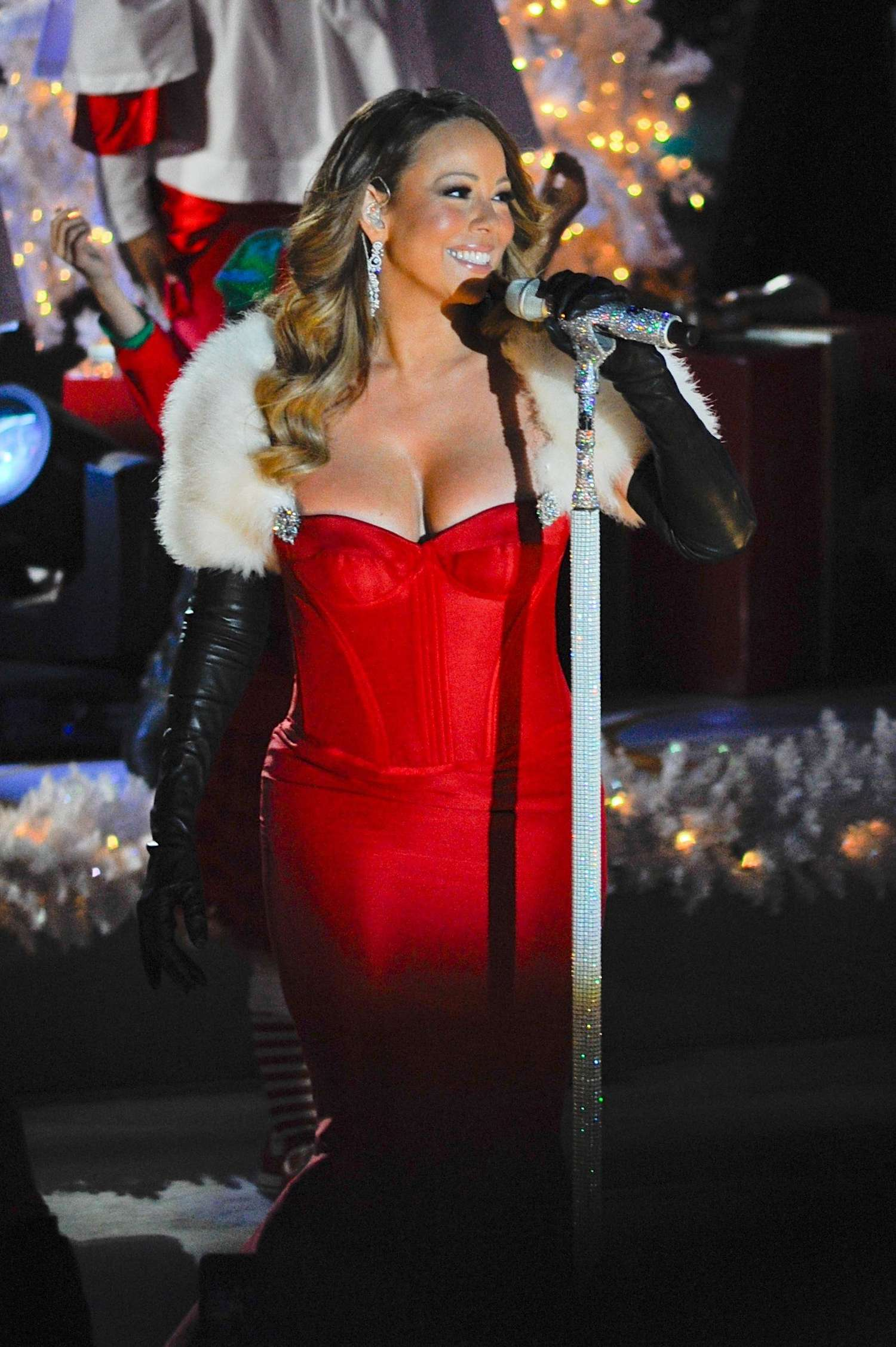 Mariah Carey 81st Annual Rockefeller Center Christmas