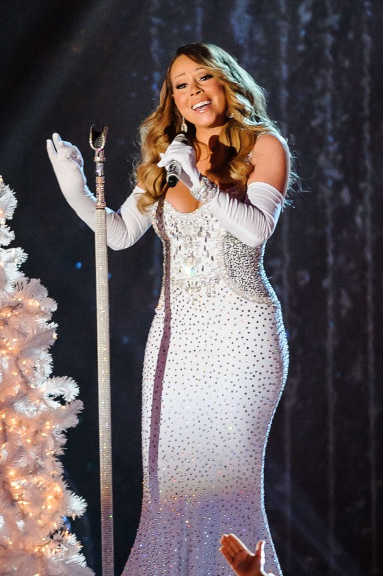 Mariah Carey 2013 Rockefeller Center Christmas Tree Lighting -39  sc 1 st  GotCeleb & Mariah Carey: 2013 Rockefeller Center Christmas Tree Lighting -39 ...