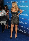 Mariah Carey at the American Idol finalists event 2013 at The Grove -26