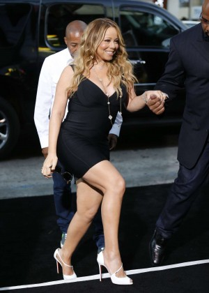 "Mariah Carey - ""Hercules"" Premiere in Los Angeles"