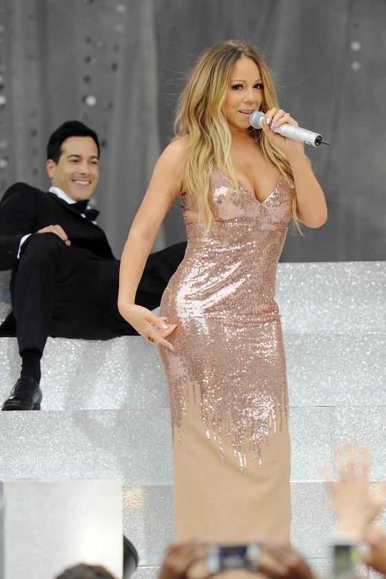 Inside Mariah Careys Disneyland Wedding  YouTube