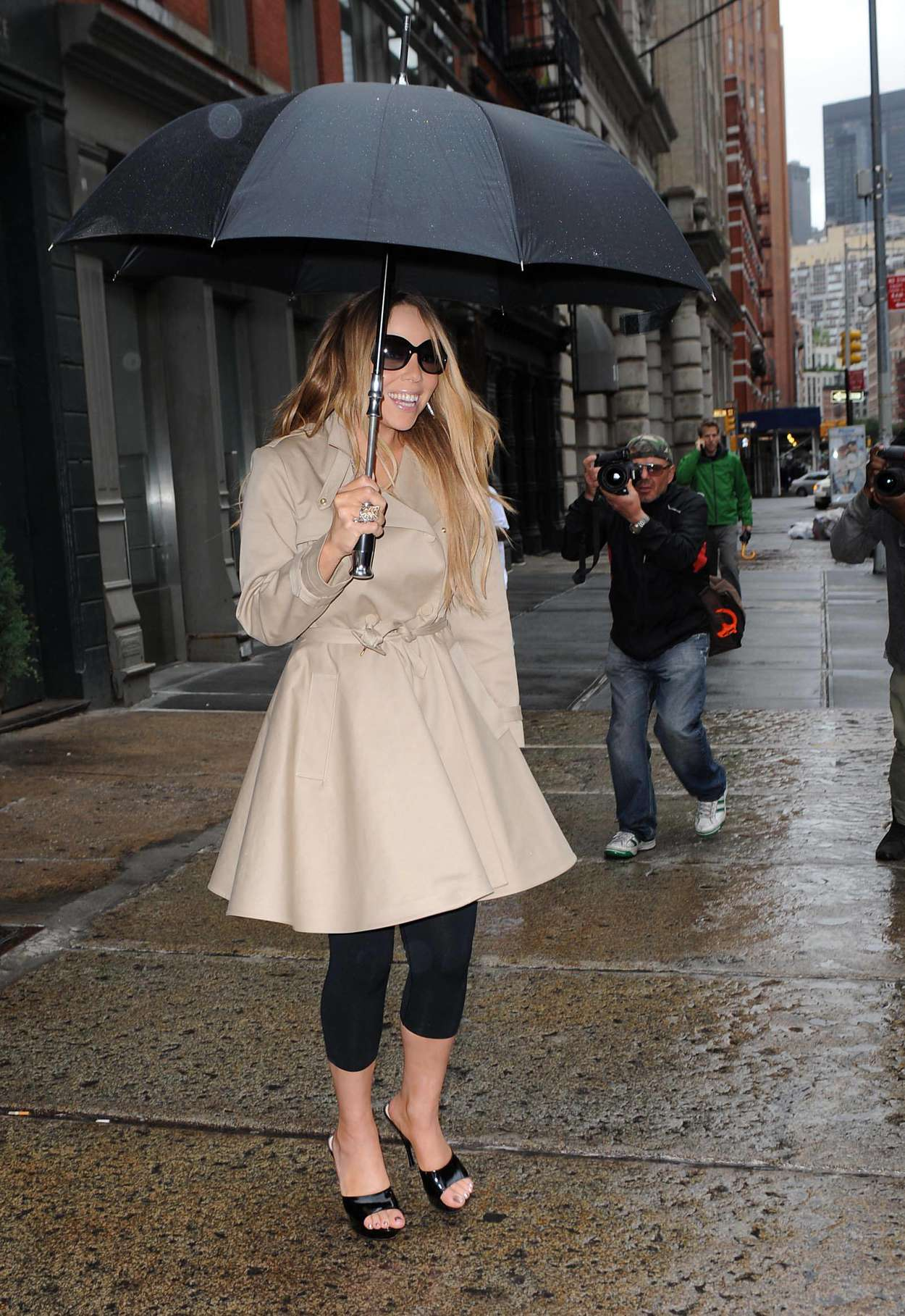 Mariah Carey 2013 : Mariah Carey out in NYC -01