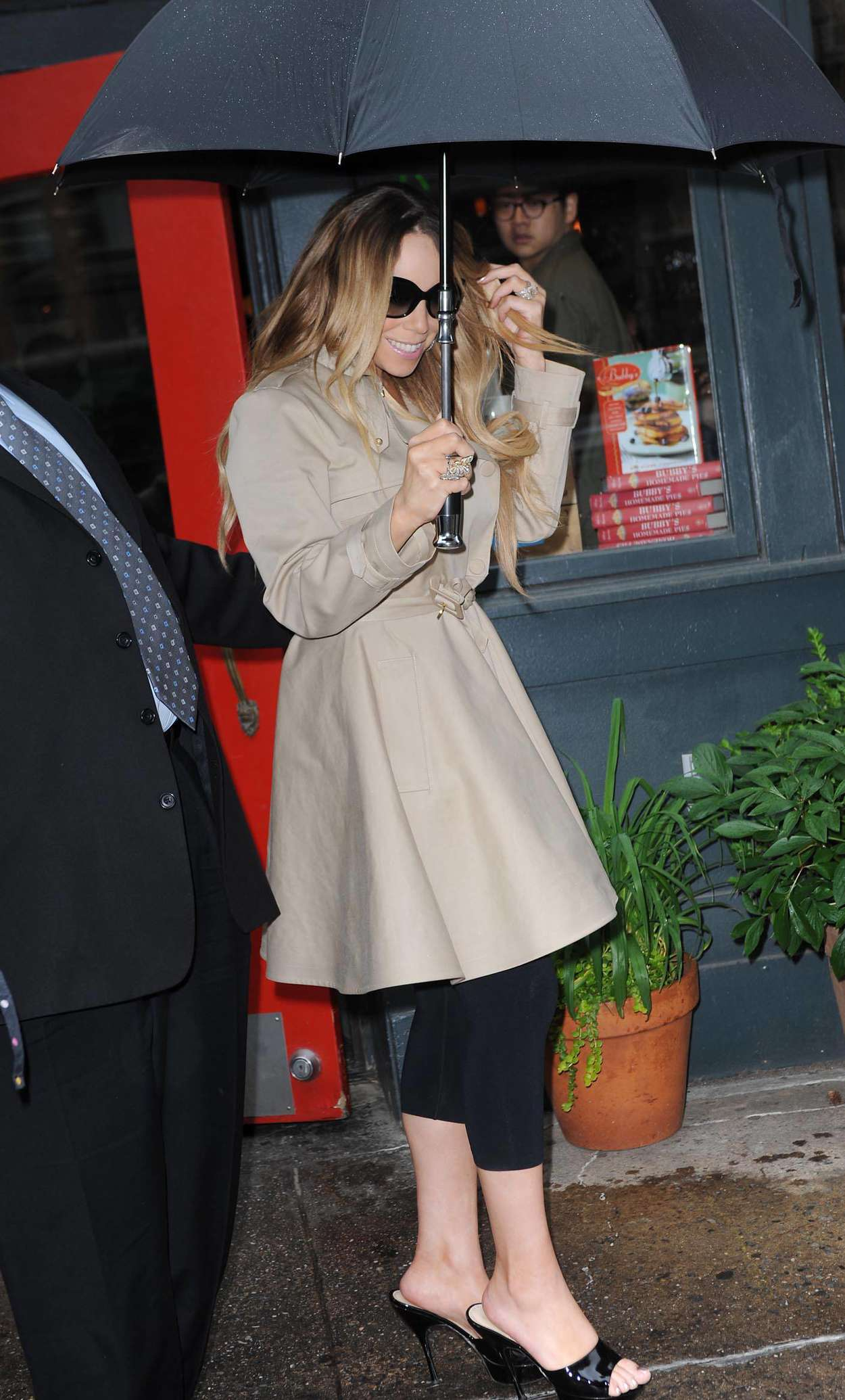 Mariah Carey 2013 : Mariah Carey out in NYC -05