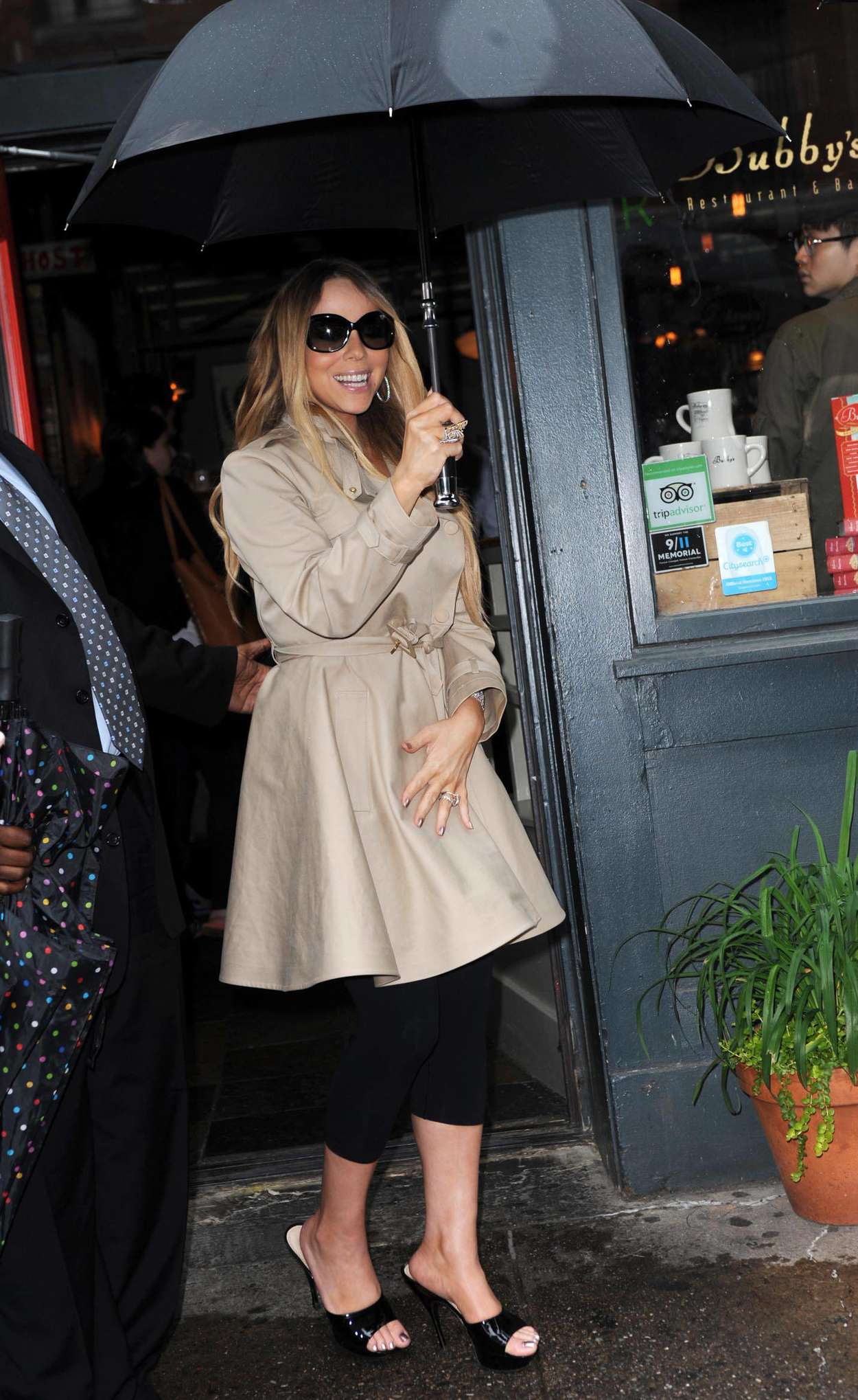 Mariah Carey 2013 : Mariah Carey out in NYC -06