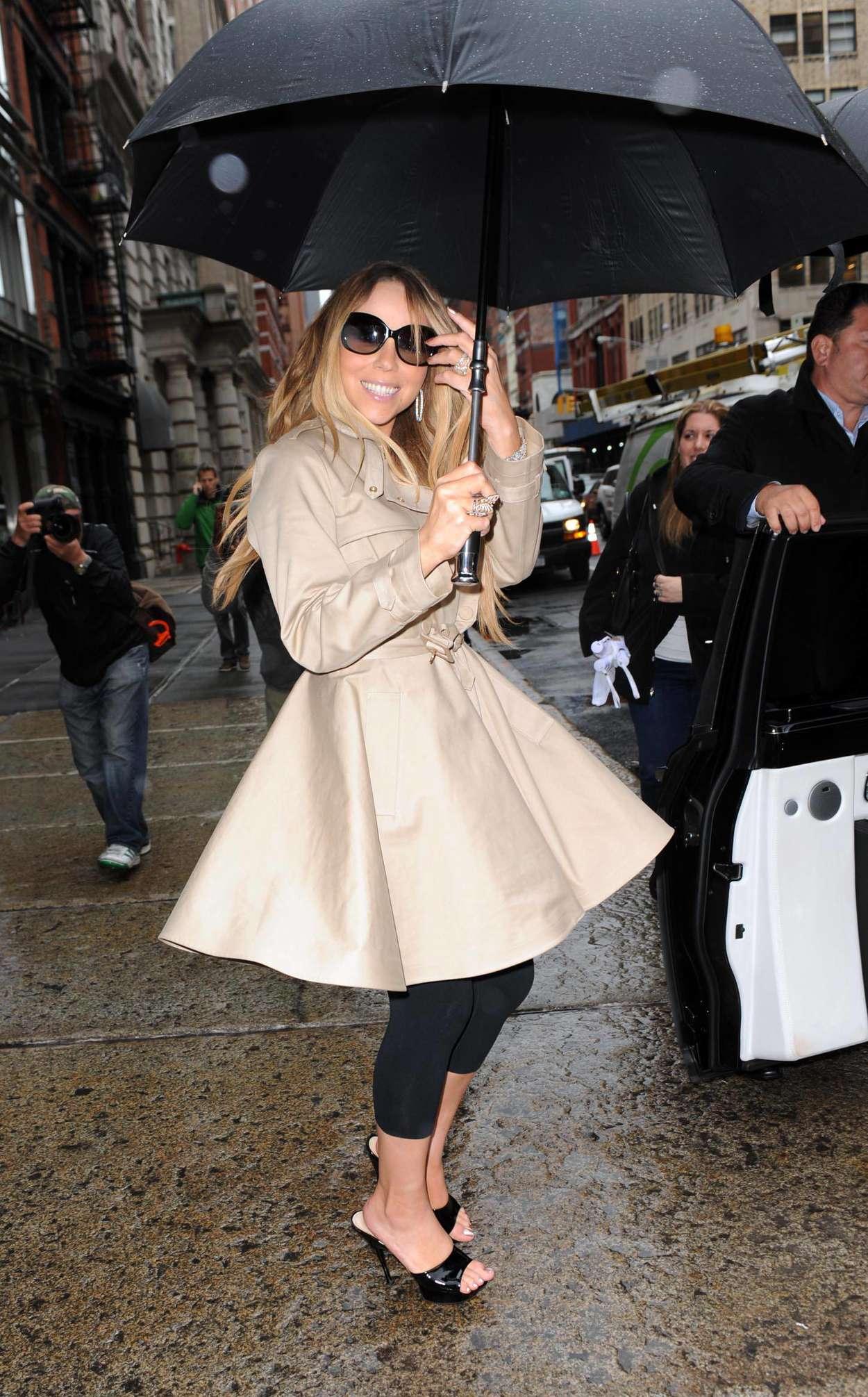 Mariah Carey 2013 : Mariah Carey out in NYC -08