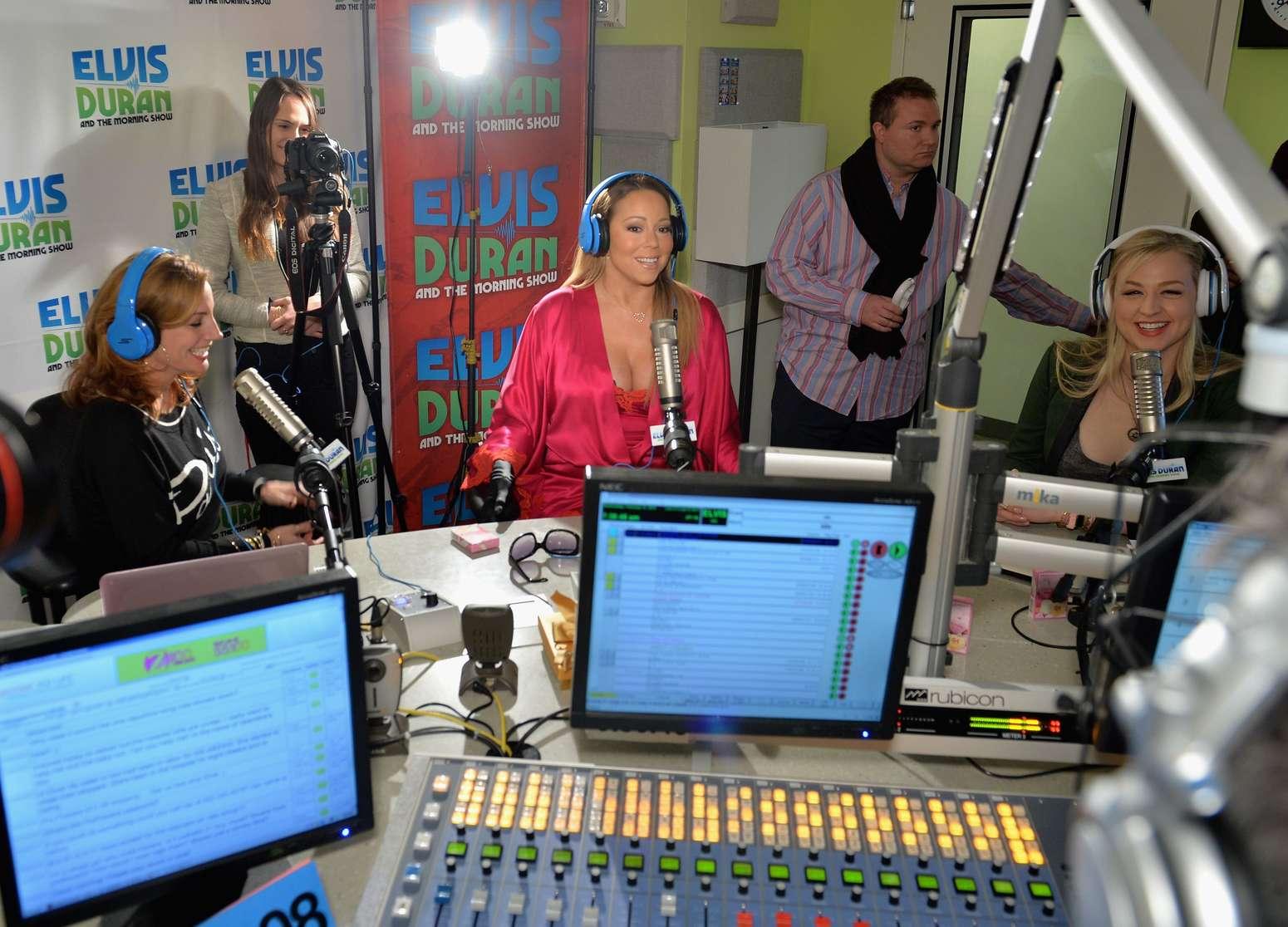Mariah Carey - The Elvis Duran Z100 Morning Show -01 - GotCeleb