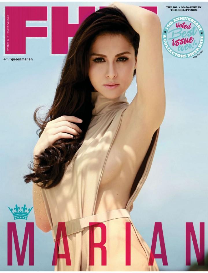 Marian Rivera: FHM Philippines -09