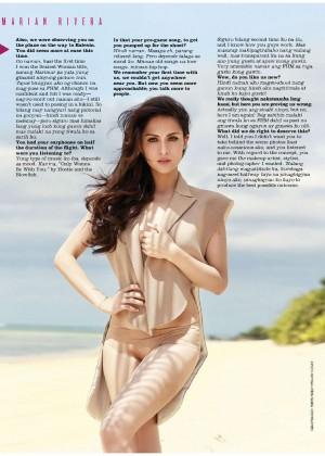 Marian Rivera: FHM Philippines -15