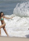 Mariana Rios - Bikini On Set Of Jorge Save-02