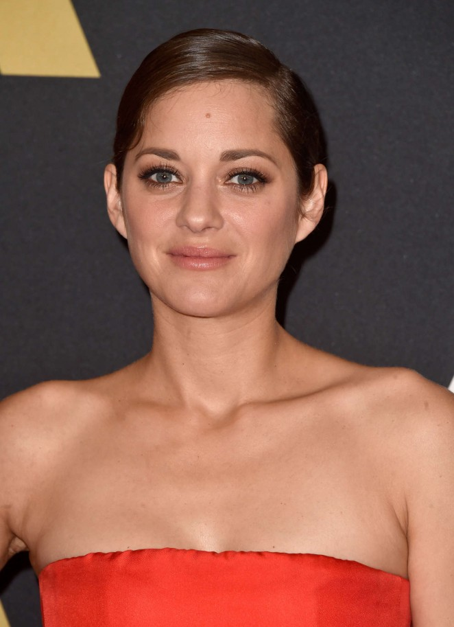 Marion Cotillard: 2014 Governors Awards -04