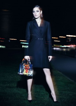 Marion Cotillard by Craig McDean Photoshoot for Lady Dior (Fall/Winter 2014)