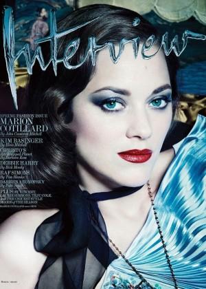 Marion Cotillard: Interview Magazine -01