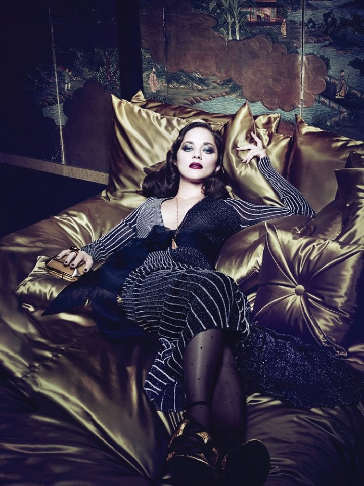 Marion Cotillard: Interview Magazine -02