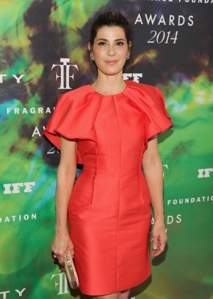 Marisa Tomei - 2014 Fragrance Foundation Awards in NYC-01
