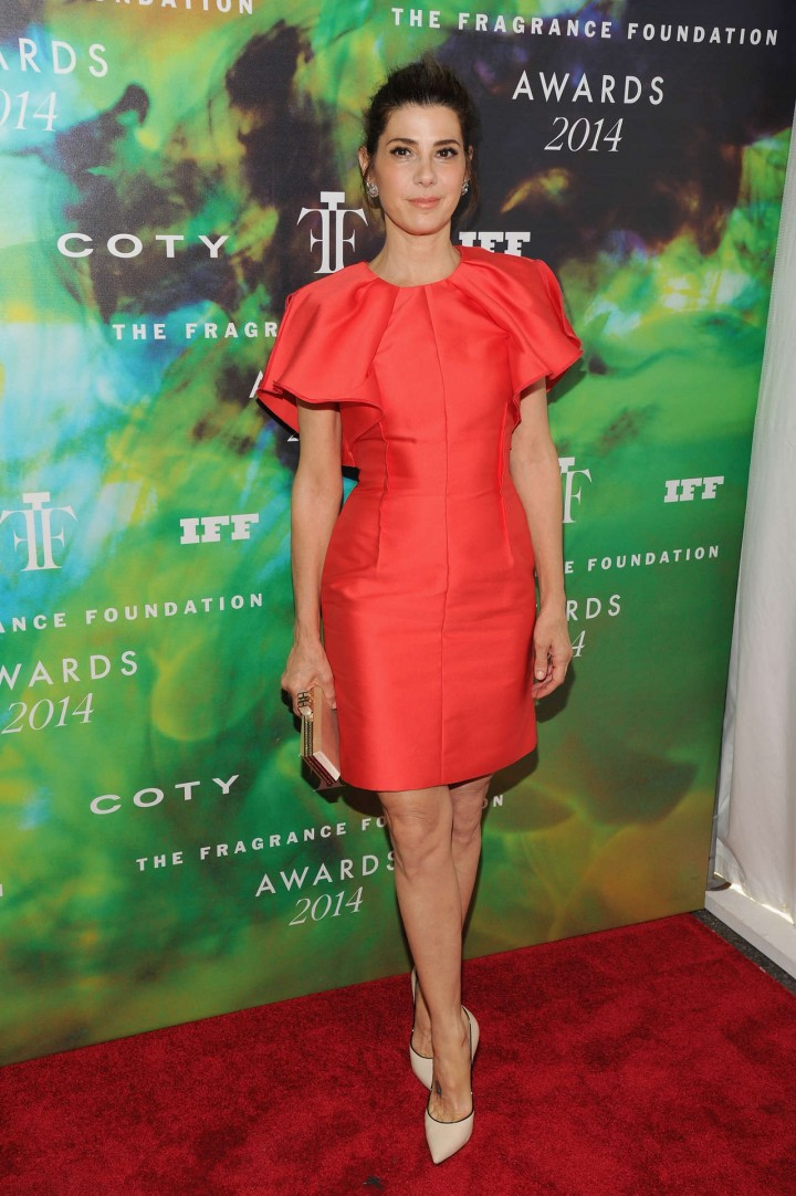 Marisa Tomei - 2014 Fragrance Foundation Awards in NYC-03
