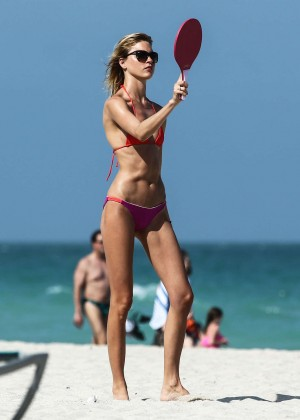 Martha Hunt Hot Bikini Photos: 2014 in Miami -06