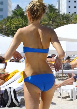 Martha Hunt Bikini Photos: Miami 2014 -04