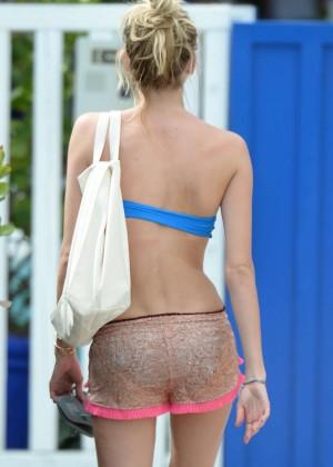 Martha Hunt Bikini Photos: Miami 2014 -07