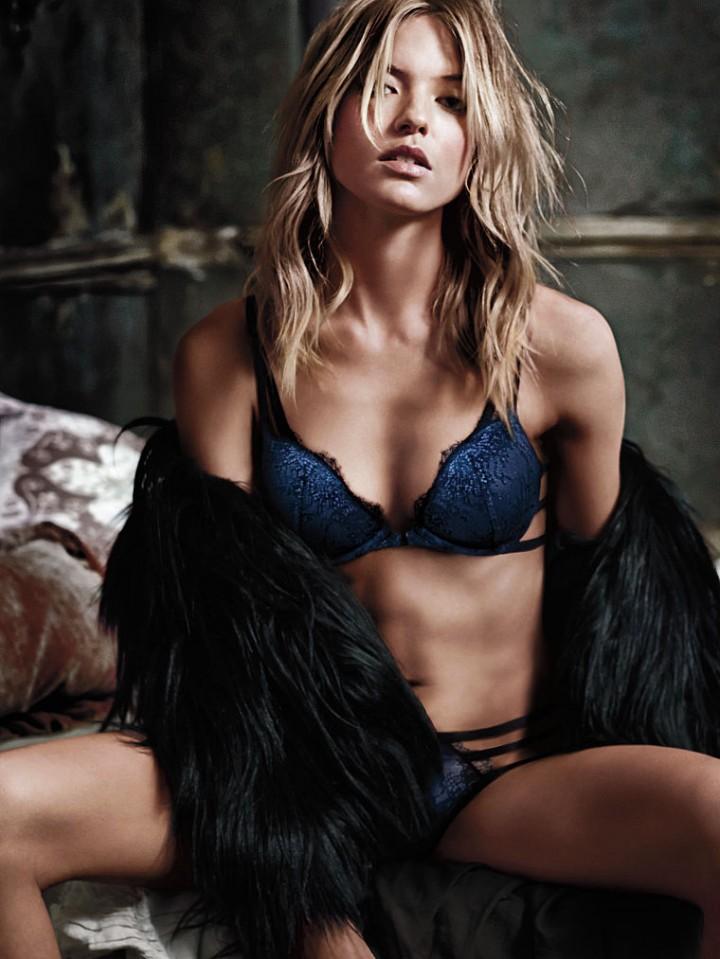 Martha Hunt - Victoria's Secret Photoshoot (August 2014)