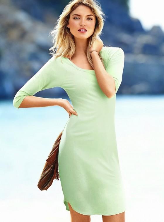 Martha Hunt: Victorias Secret Photoshoot -02