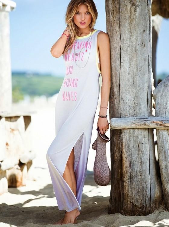 Martha Hunt: Victorias Secret Photoshoot -15