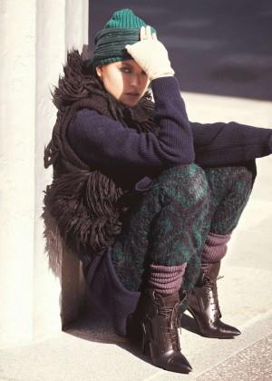 Martha Hunt - Vogue Spain Magazine (January 2015)