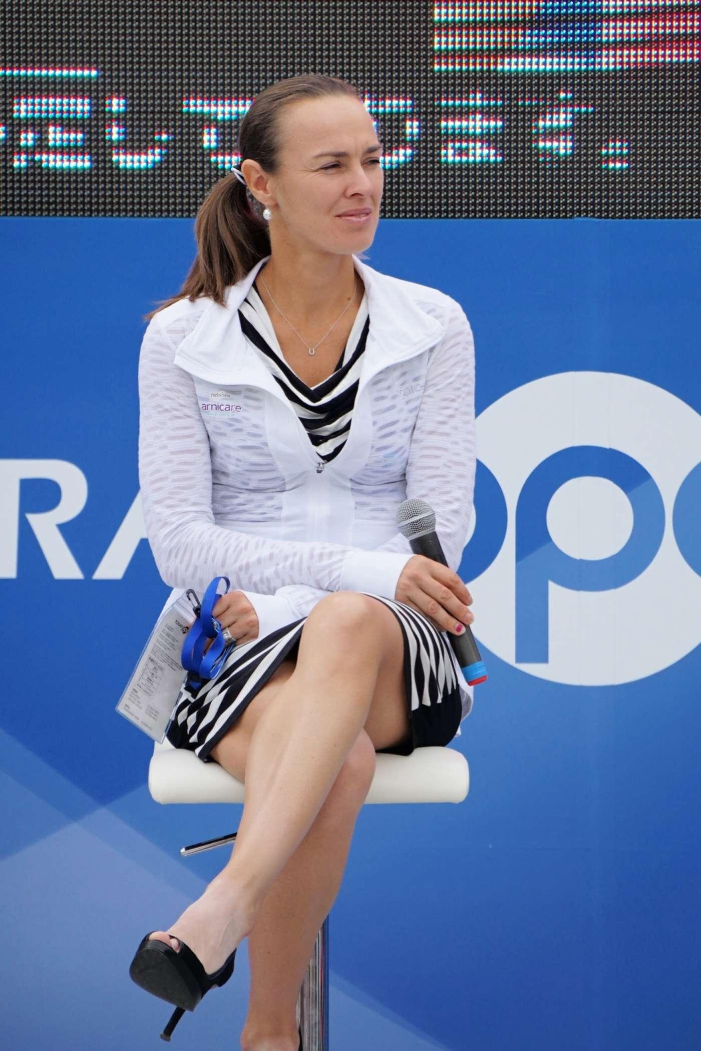 Tennis player hingis martina